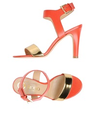 Rodo Sandals Red