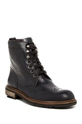 John Varvatos Star Strummer Winter Wingtip Boot Black
