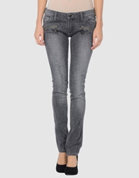 Hotel Particulier Denim Pants Grey