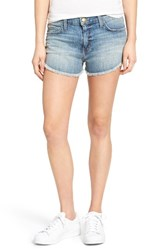 Current Elliott Women's The Gam Cutoff Denim Shorts