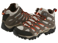 Merrell Moab Mid Waterproof Bungee Cord Women's Hiking Boots Olive