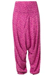 Buffalo Tracksuit Bottoms Druck Pink