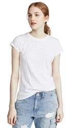 Goldie Classic T Shirt White