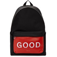 Paul Smith Ps By Black 'Good' Backpack