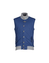 Capobianco Coats And Jackets Jackets Men Blue