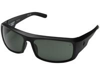 Spy Optic Admiral Matte Black Happy Gray Green Fashion Sunglasses