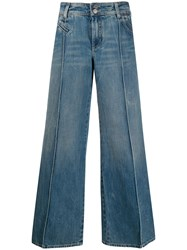 Givenchy Flared Jeans Blue
