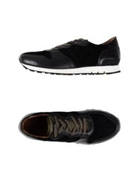Woodwood Low Tops And Trainers Black