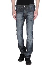 Zu Elements Denim Pants Black