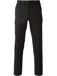 Ralph Lauren Cropped Chino Trousers Black