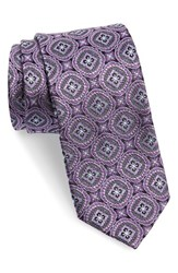 Men's J.Z. Richards Medallion Silk Tie