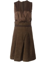 Vanessa Bruno Sleeveless Dress Green