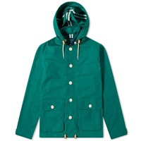 Albam Fisherman's Cagoule End. Exclusive Green