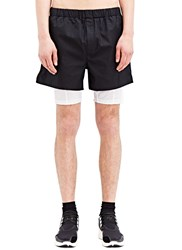 Calvin Klein Collection Hansa Shorts Black