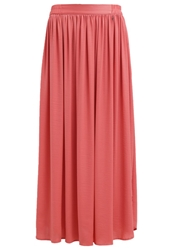 Pepe Jeans Daly Pleated Skirt Mojo Coral