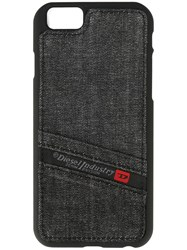 Diesel 'Pluton Pocket' Iphone 6 Case Black