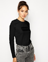 Barbour Long Sleeved T Shirt