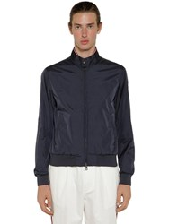 Moncler Reppe Nylon Jacket Navy