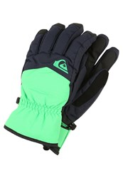 Quiksilver Cross Gloves Andean Toucan Light Green