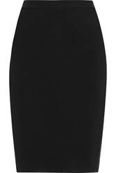 Lanvin Stretch Ponte Pencil Skirt