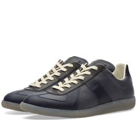 Maison Martin Margiela 22 Replica Low Transparent Sole Sneaker Blue