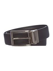 Howick Reversible Textured Belt Black