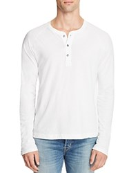 Splendid Henley Tee Off White