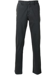7 For All Mankind Chino Trouser Grey