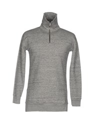 Dondup Sweatshirts Grey