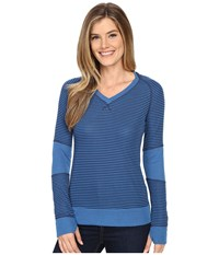 Outdoor Research Umbra Hoody Cornflower Women's Sweater Blue