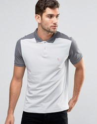 Original Penguin Vista Polo Shirt Grey