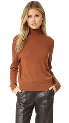 Vince Turtleneck Sweater Cinnamon Stick
