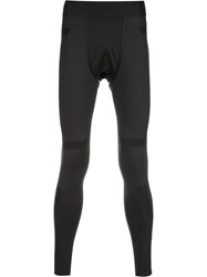Y3 Sport Skinny Leggings Black