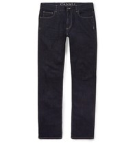 Canali Stretch Denim Jeans Blue