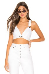 Bb Dakota X Revolve Meet Me In Vip Top White