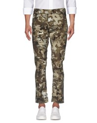 Versus By Versace Jeans Military Green