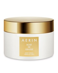 Limited Edition Rose De Grasse Body Cream 5.0 Oz. Aerin Beauty