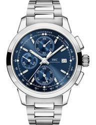 Iwc Iw380802 Ingenieur Stainless Steel Watch