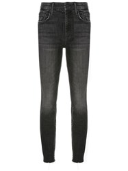 Mother Raw Cuffs Cropped Jeans 60
