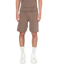 Criminal Damage Baller Cotton Shorts Mushroom