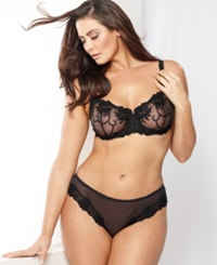 Lunaire Sevilla Embroidered Demi Bra 14011