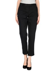 Aquascutum London Aquascutum Trousers Casual Trousers Women Black