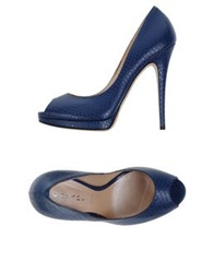 Casadei Pumps Pastel Blue