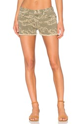Current Elliott The Boyfriend Short Broken Camo