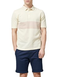 Selected Homme Jack Polo Shirt Seed Pearl
