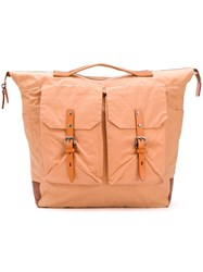 Ally Capellino Frank Backpack Orange