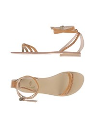 Only 4 Stylish Girls By Patrizia Pepe Footwear Sandals Women Camel