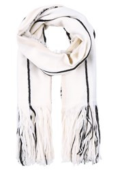 By Malene Birger Oribe Scarf Softwhite Off White