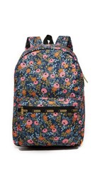 Le Sport Sac Lesportsac X Rifle Paper Co. Essential Backpack Rosa