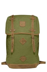 Fjall Raven Men's Fjallraven 'Rucksack No. 21' Large Backpack Green Meadow Green